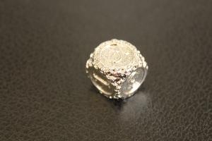 Gearpunk D6 Zinc